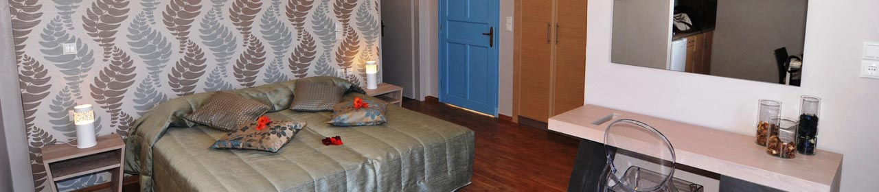 LESVOS HOTELS APARTMENTS SUPREME ROOM wide