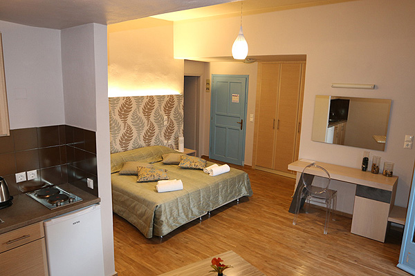 LESVOS HOTELS APARTMENTS SUPREME ROOM 007