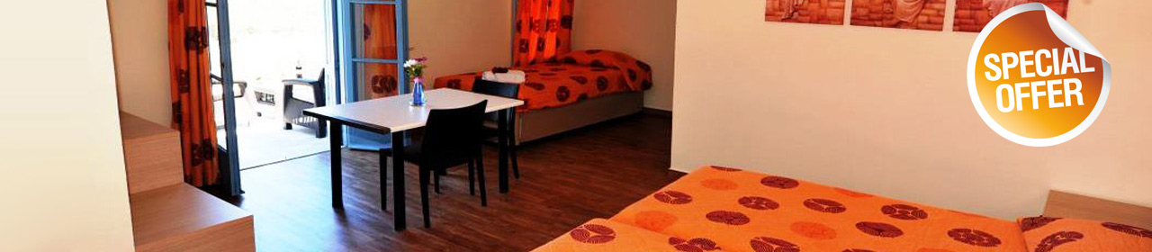 LESVOS HOTELS APARTMENTS ROOM RATES wide