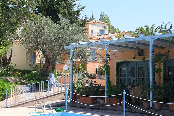 LESVOS HOTELS APARTMENTS FACILITIES 005