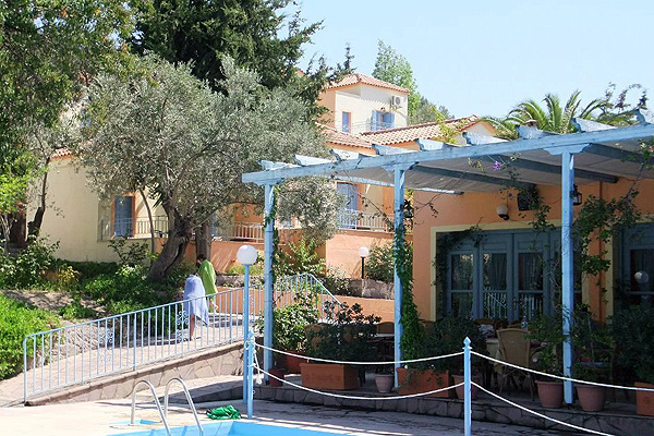 LESVOS HOTELS APARTMENTS FACILITIES 009