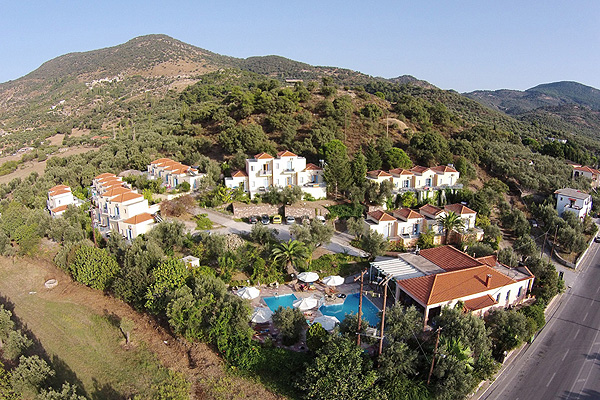 LESVOS HOTELS APARTMENTS LOCATION 005